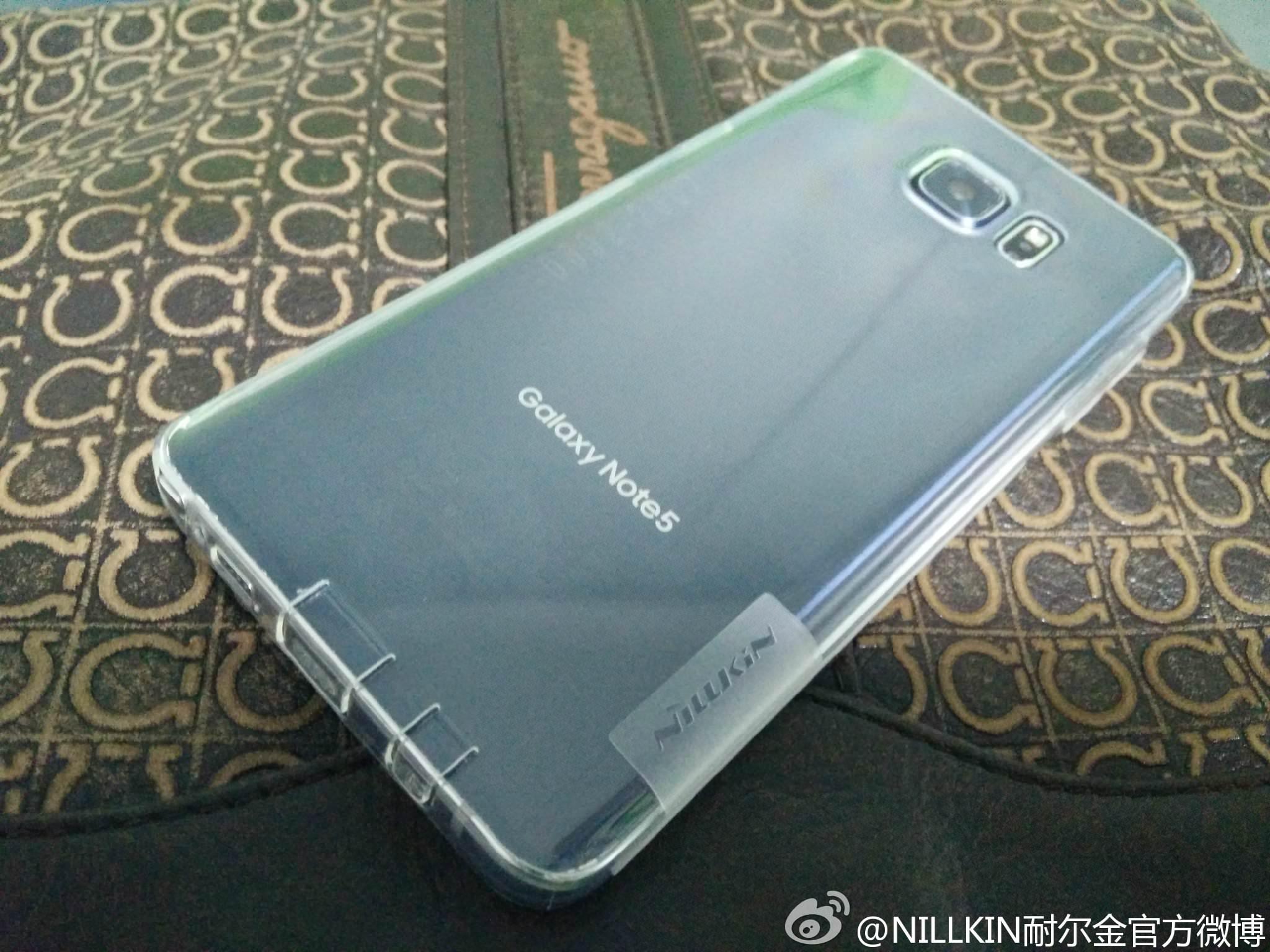 Galaxy Note 5'in yeni detayl� foto�raflar� geldi