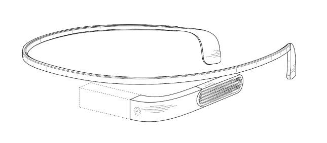 Google Glass 2'nin tasar�m g�r�nt�leri s�zd�