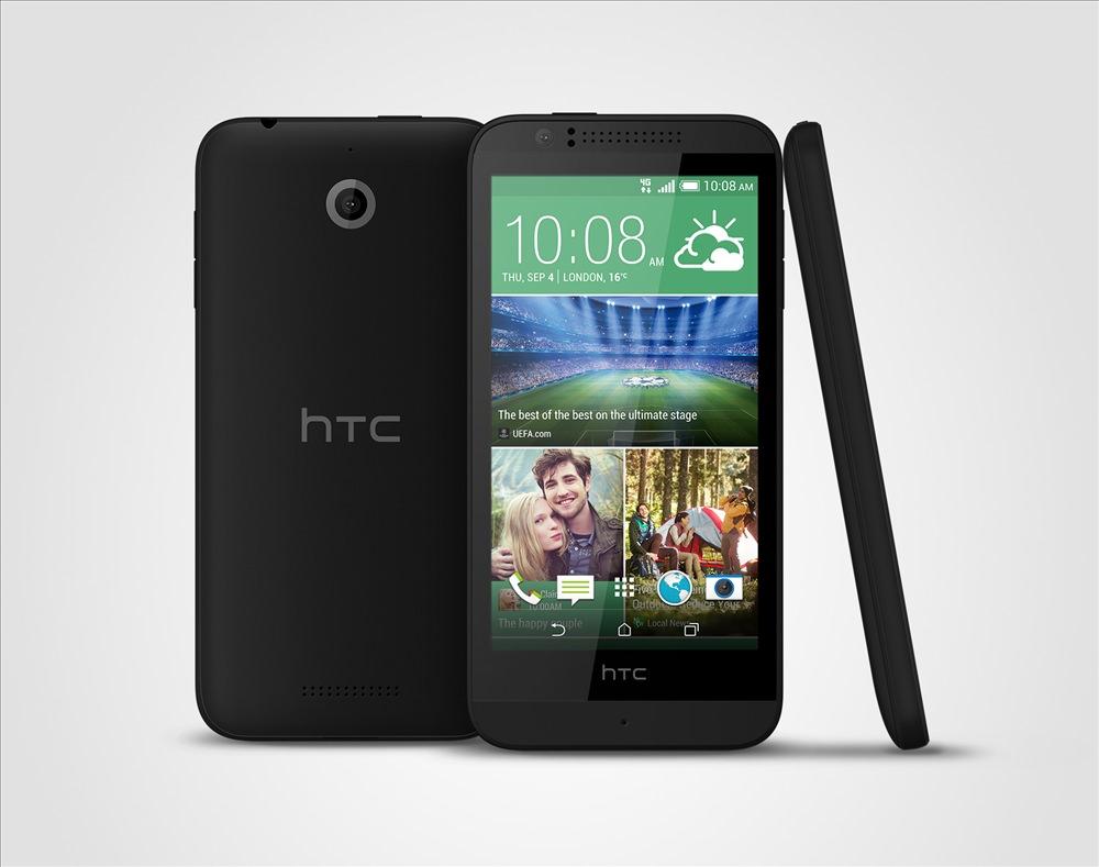 HTC Desire 510 hakk�nda her �ey