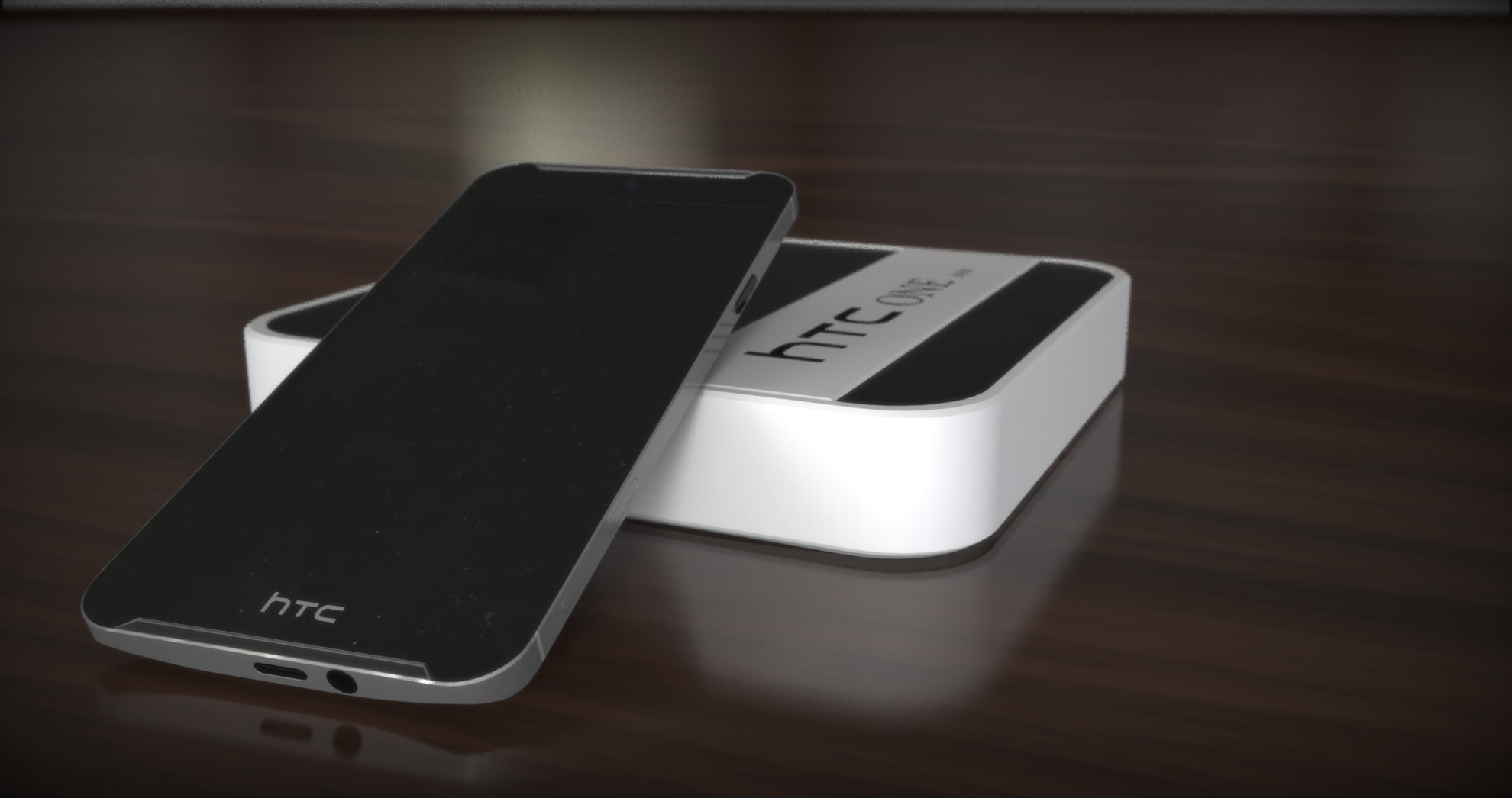 HTC One M10'un yeni konsept g�r�nt�leri geldi