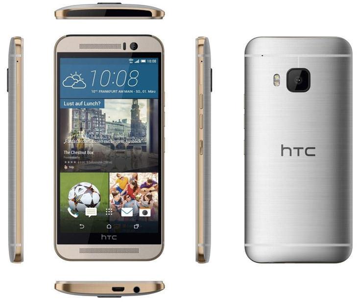 HTC One M9'un anket sonu�lar�