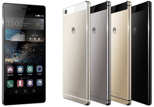 Huawei P8 hakk�nda her �ey