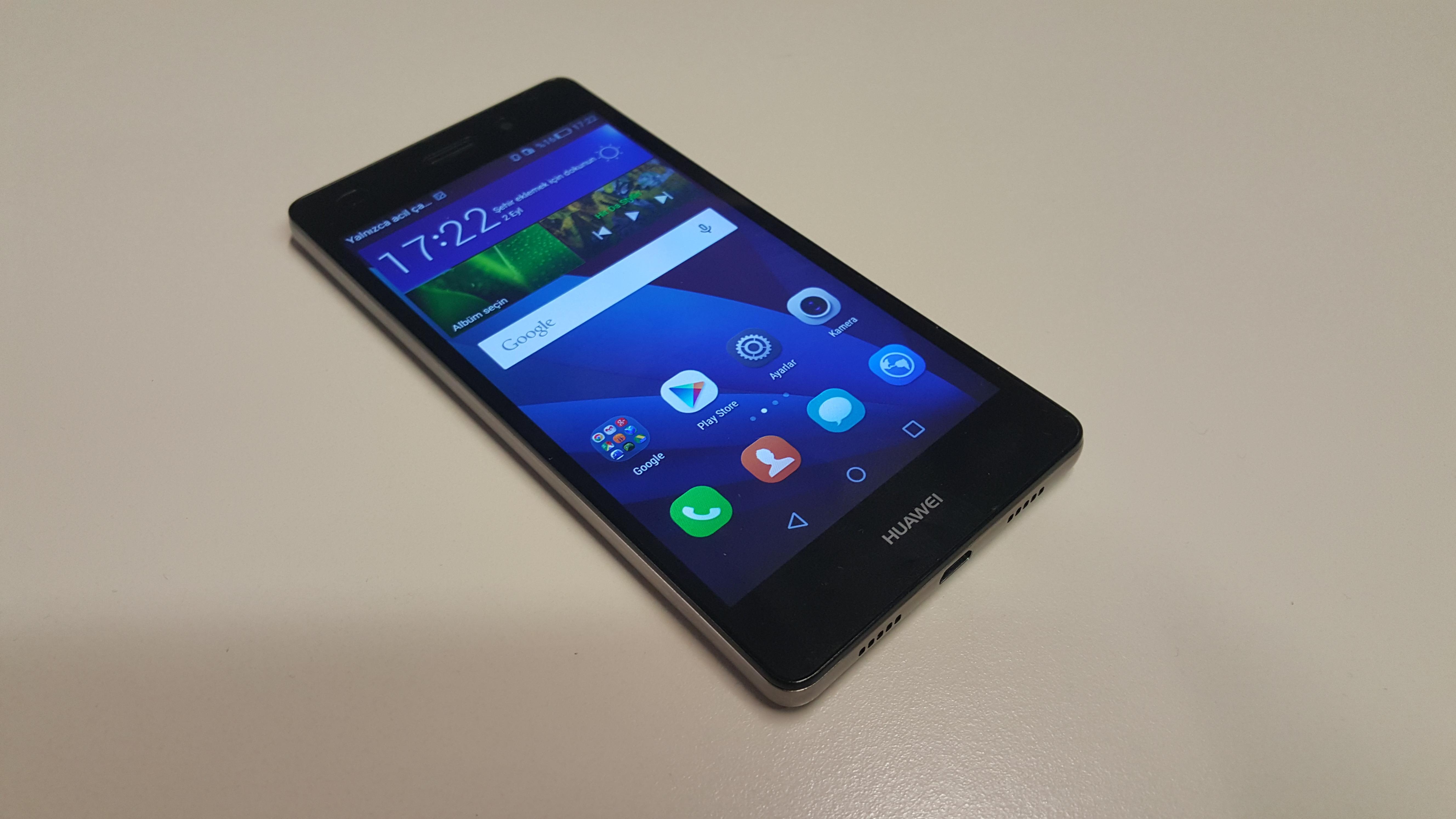 Huawei P8lite'�n foto�raflar�