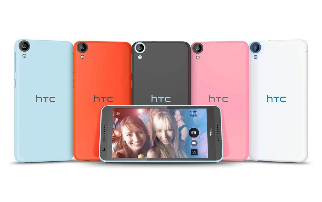 IFA 2014: HTC Desire 820 hakk�nda her �ey
