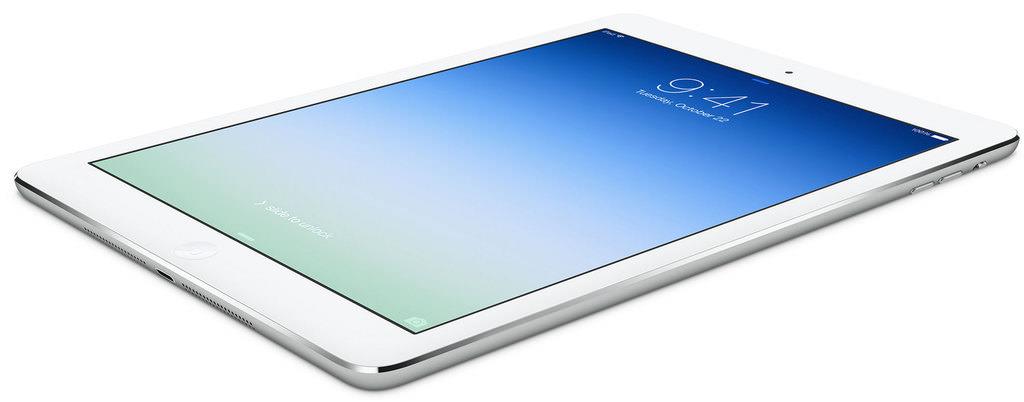 iPad Air 2 i�inde A8X �ipi yer al�yor ve s�z�nt� yeni g�rseller