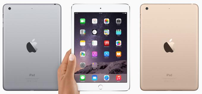 iPad mini 3 hakk�nda her �ey