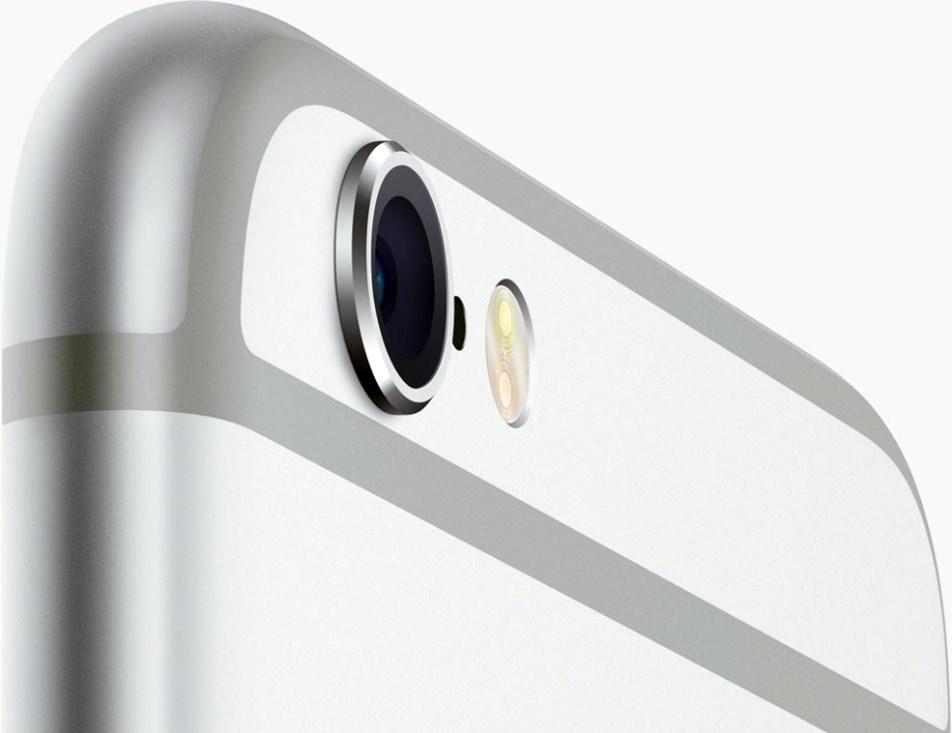 iPhone 6 Plus, profesyonel foto�raf��lar�n elinde