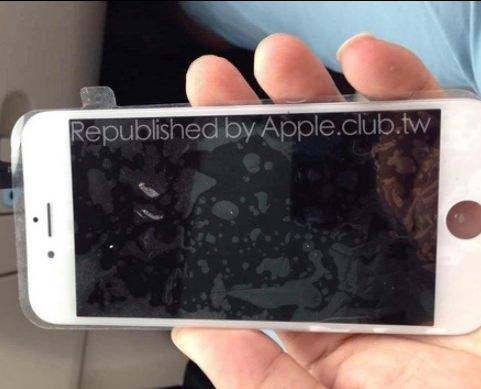 iPhone 6'dan yeni foto�raflar geldi