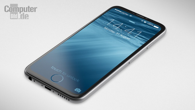 iPhone 7 b�yle mi olacak?