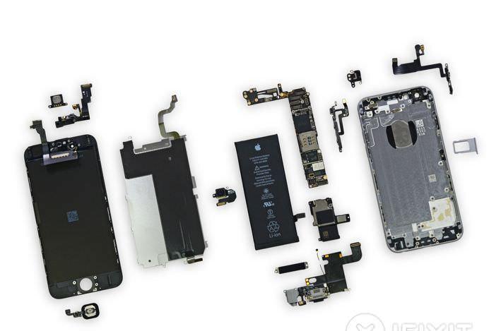 ��te iPhone 6'n�n par�alar�