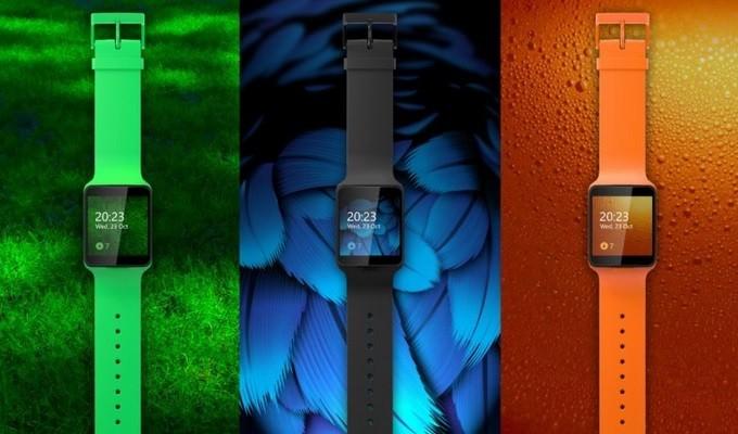 ��te Microsoft taraf�ndan iptal edilen Nokia Moonraker ak�ll� saati