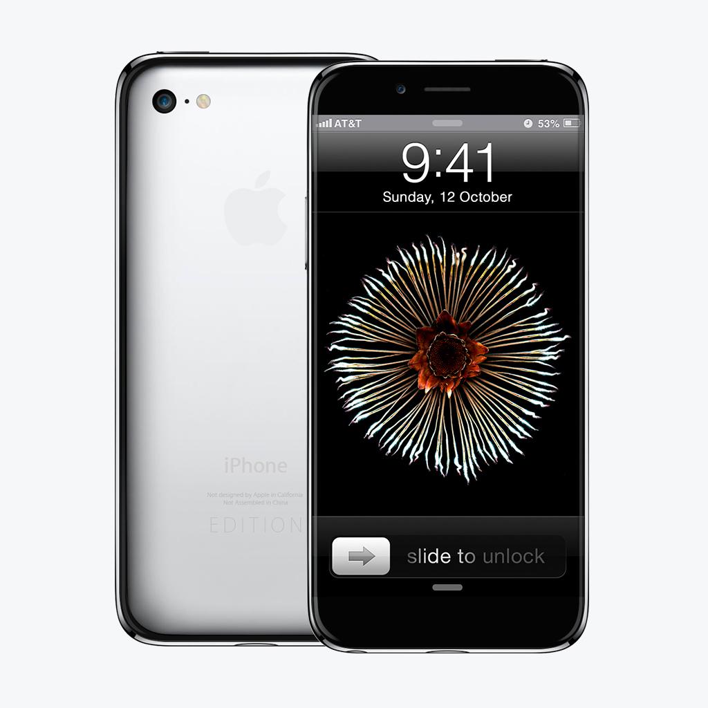 Kar��n�zda iPhone 6s konsept �al��mas�