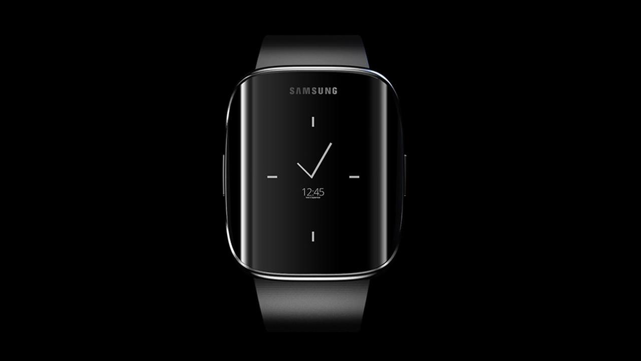 Kar��n�zda Samsung Edge Watch!