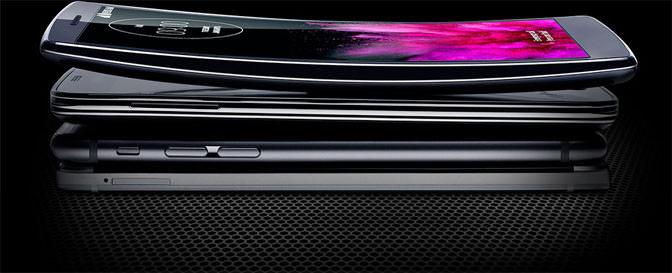 LG G Flex 2'nin batarya test sonu�lar�