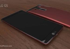 LG G5'in harika konsept g�rselleri