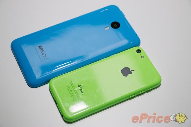 Meizu M1 Note; B�y�k ekranl� iPhone 5c klonu