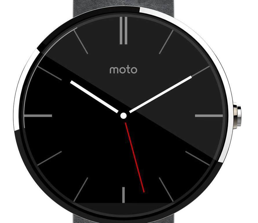 Motorola Moto 360 tan�t�ld�