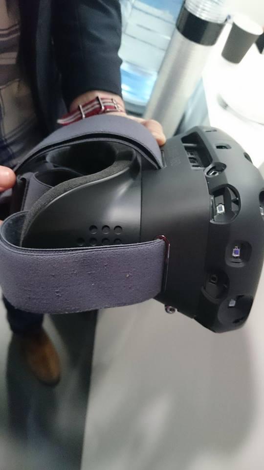 MWC 2015: HTC Vive'dan g�r�nt�ler