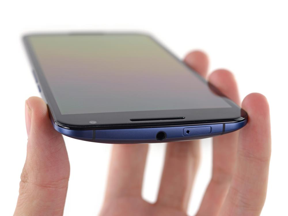 Nexus 6 kolay tamir edilebiliyor mu?