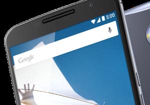 Nexus 6'n�n gizli LED ����� ortaya ��kt�