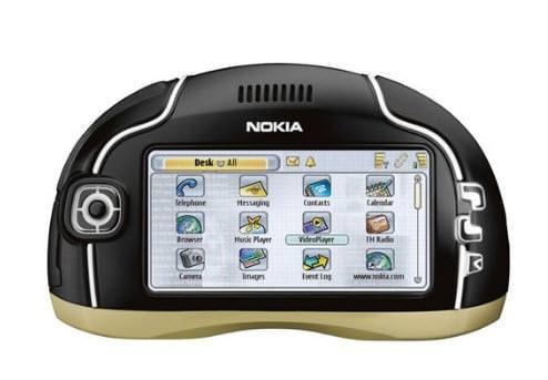 Nokia'n�n en s�rad��� tasar�ma sahip telefonlar�