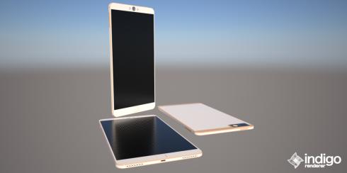 Safir ekran ve iOS 9'lu iPhone 7 konsepti