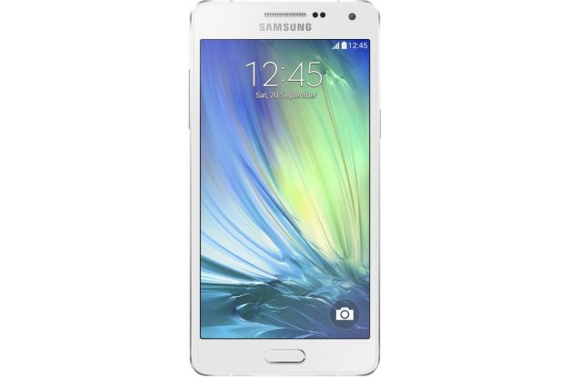 Samsung Galaxy A5'in resmi g�rselleri ortaya ��kt�
