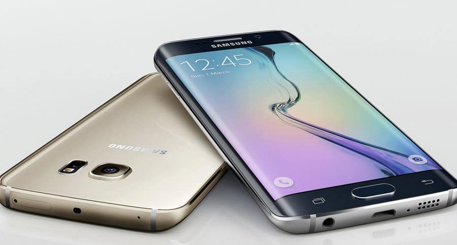 Samsung Galaxy S6 Edge Plus'�n yeni foto�raflar� s�zd�