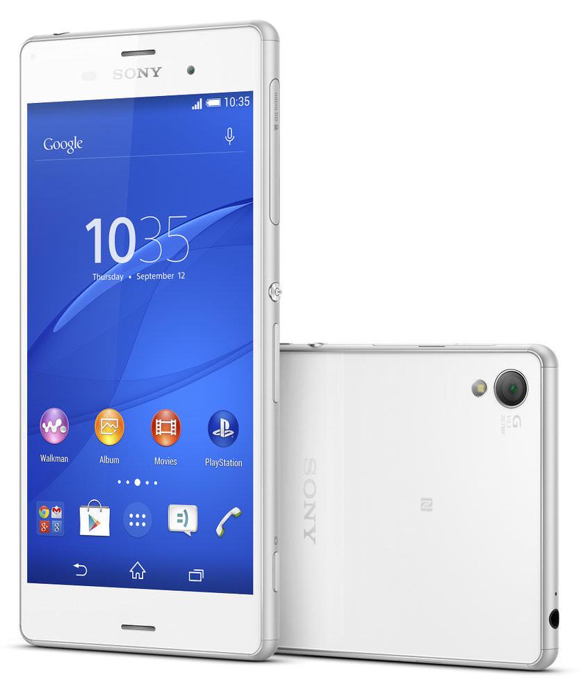 Sony Xperia Z3 hakk�nda her �ey