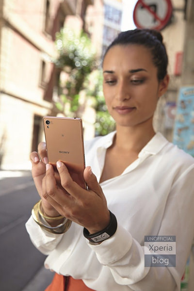 Sony Xperia Z3'�n bas�n g�rselleri s�zd�r�ld�