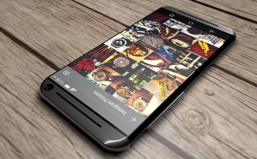 T�rk tasar�mc�dan yeni konsept: HTC One Bloom 3