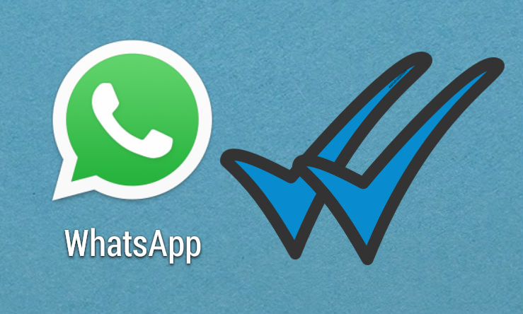 WhatsApp'�n mavi tiki markalar�n da dikkatini �ekti
