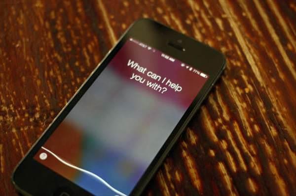 iOS 7'de Siri'nin sesini de�i�tirin