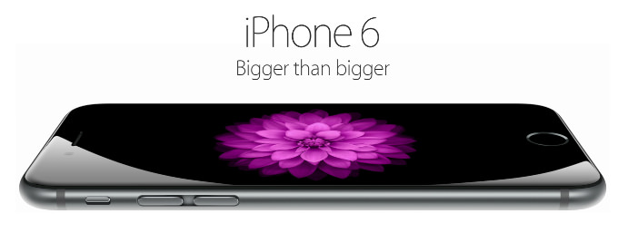 iPhone 6 ve iPhone 6 Plus'ta ekran g�r�nt�s� almak