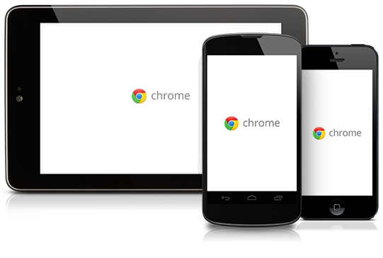 Mobil platformda Chrome'un ge�mi�ini silmek