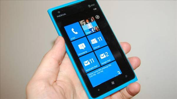Windows Phone'da ekran g�r�nt�s� alma
