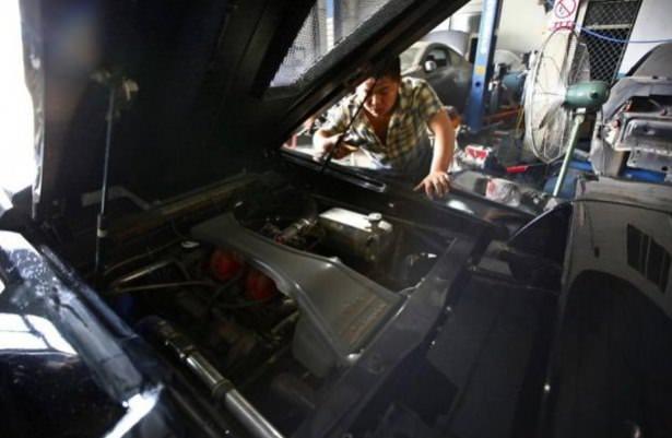 4 senede s�f�rdan Lamborghini yapt�