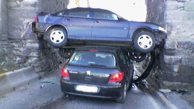 Ak�llara durgunluk veren trafik kazalar�