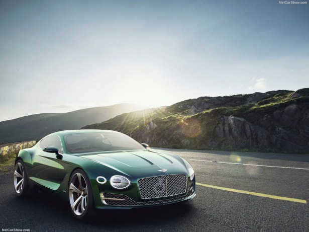 Bentley, EXP 10 Speed 6 ile Cenevre'yi sallad�