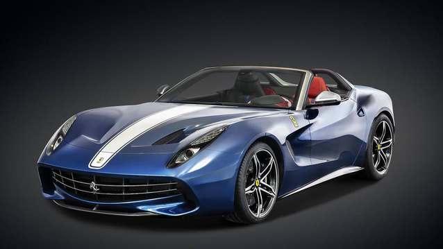 Ferrari'den 60'�nc� y�la �zel model: F60America