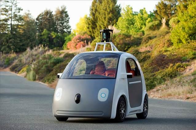 Google'�n s�r�c�s�z otomobili yola ��kmaya haz�rlan�yor