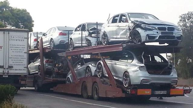 G�revimiz Tehlike 5'teki BMW M3'lerin son hali