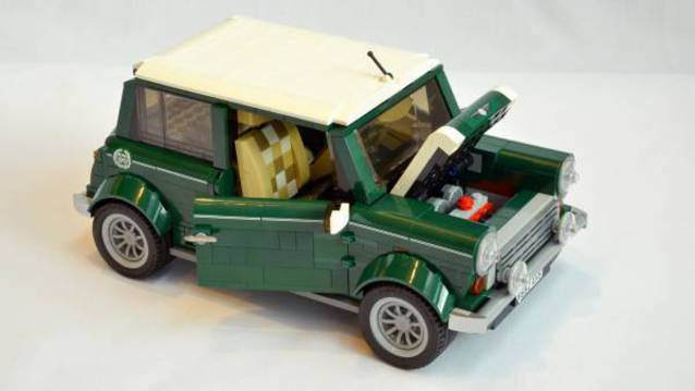 Lego'nun Mini'si ile tan���n