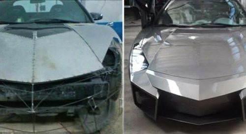 Mitsubishi, Lamborghini'ye b�yle d�n��t�!
