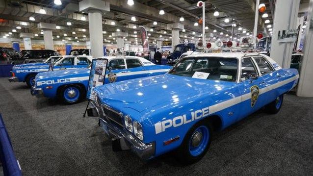 New York Polisi bir zamanlar bunlar� kullan�yordu