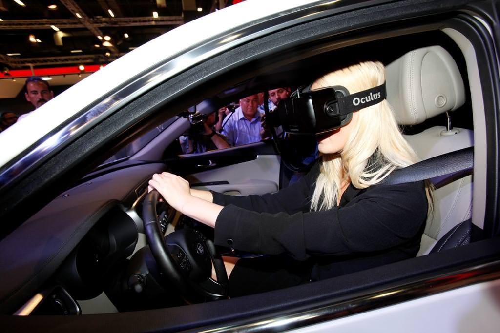 Oculus ile s�r�� deneyimi