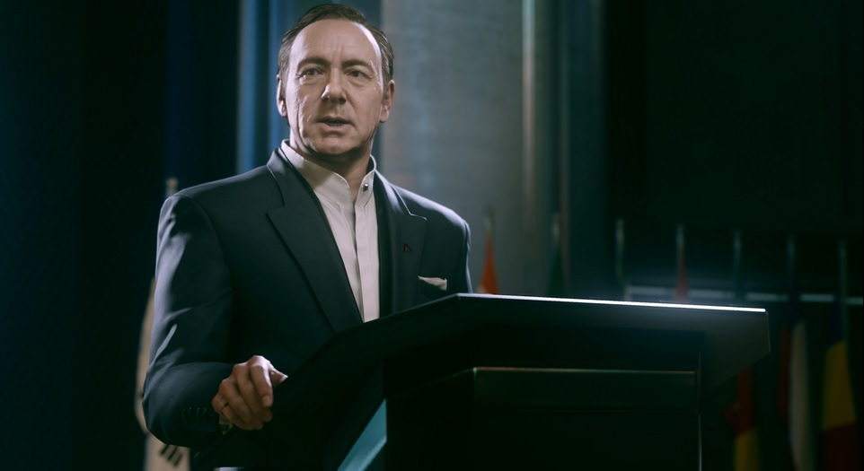 Call of Duty: Advanced Warfare - Ekran g�r�nt�leri