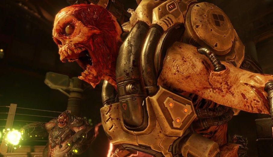 Doom'un yeni ekran g�r�nt�leri