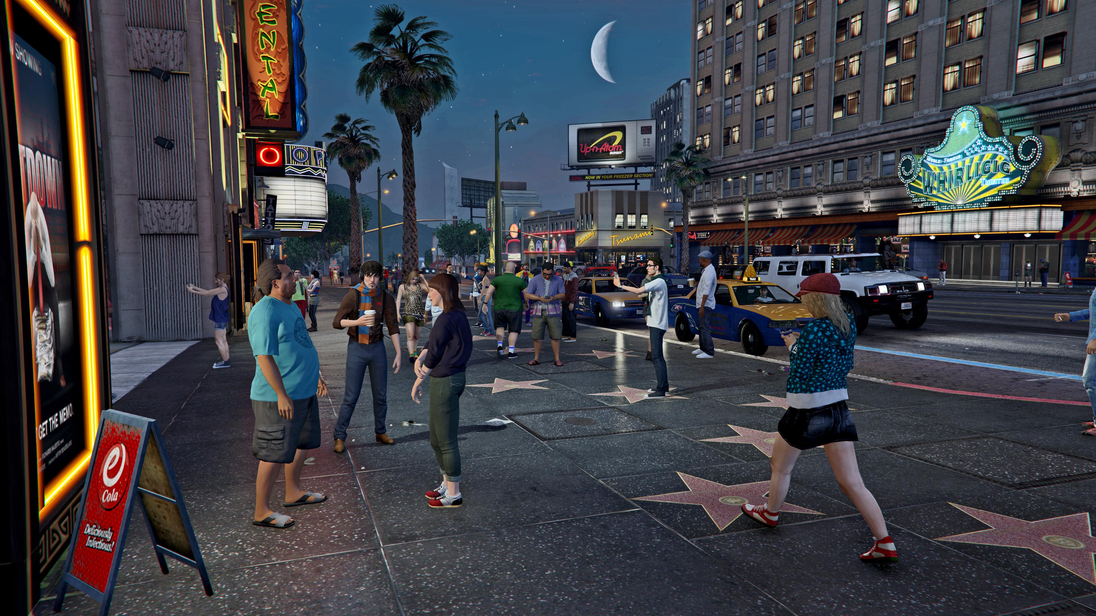 GTA 5'i oynamak (yeniden) i�in sebepler