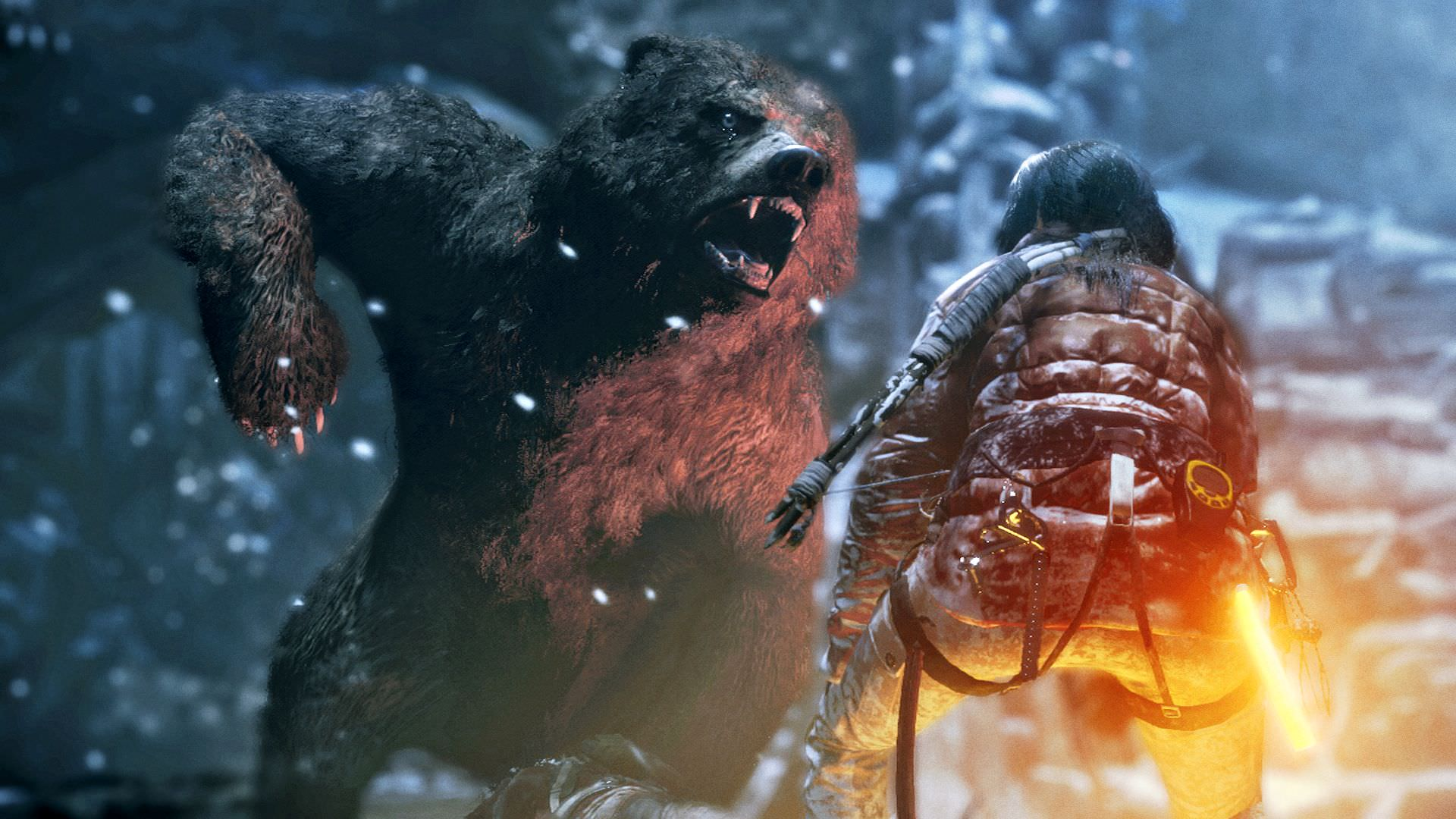 Rise of the Tomb Raider'dan yeni g�r�nt�ler